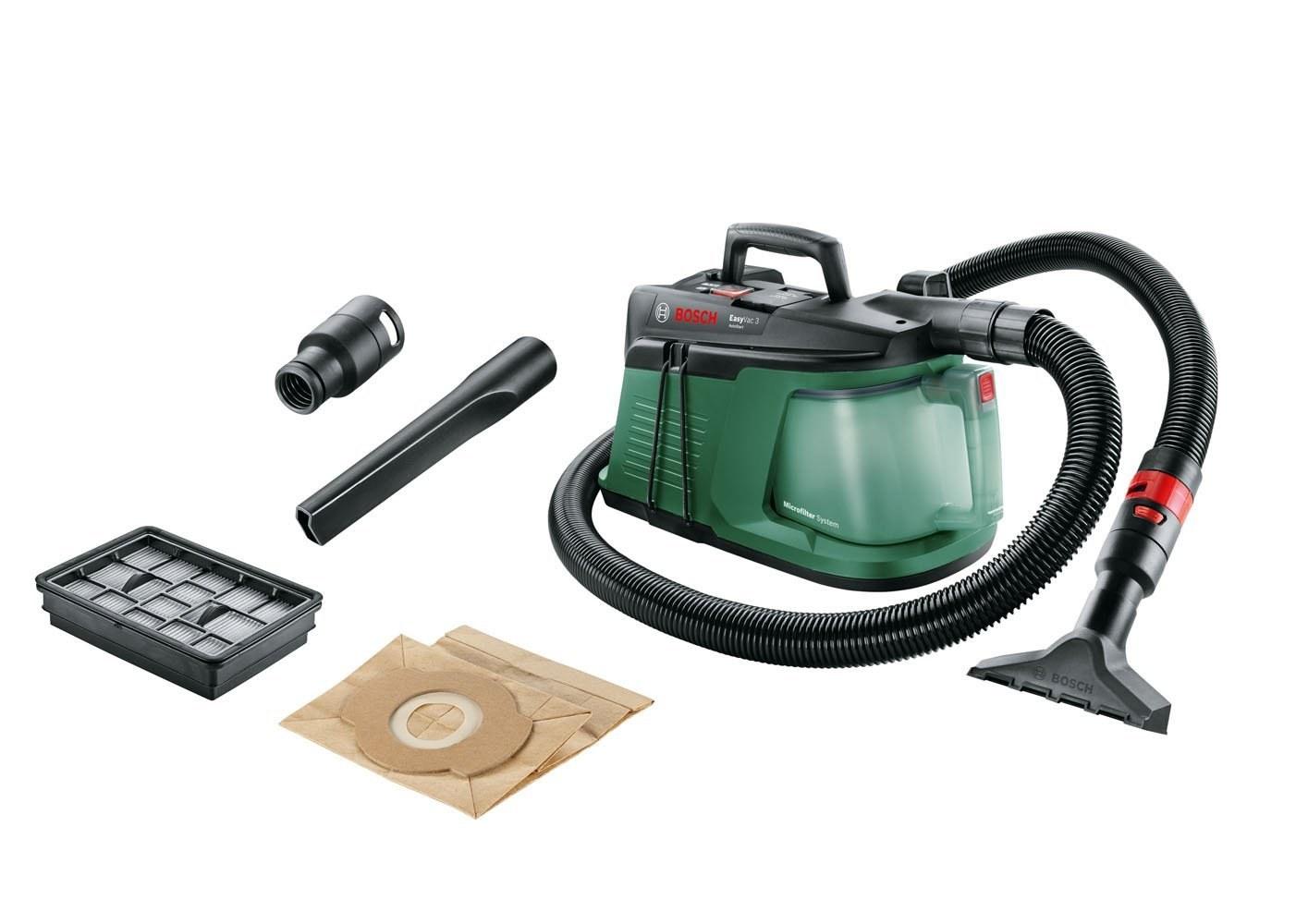 Dammsugare Bosch EasyVac 3 06033D1000 Dammsugare