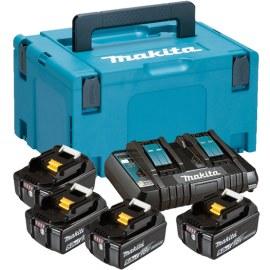 Tillbehörsset Makita 197626-8 för 18 V-verktyg
