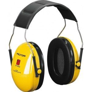 Hörselskydd 3M Peltor OPTIME I CE; 27 dB; gul