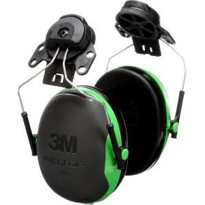 Hörselskydd 3M Peltor X1P3E-GA; 26 dB; Grön