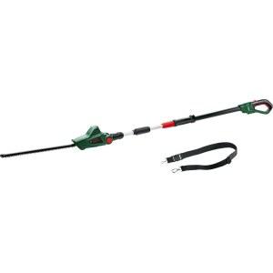 Teleskopisk häcksax  Bosch Universal Hedge Pole 18; 18 V sladdlös; 43 cm längd (utan batteri och laddare)
