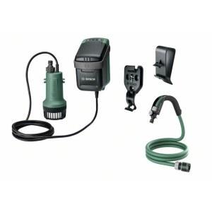 Vattenpump Bosch GardenPump 18 Solo (utan batteri och laddare)
