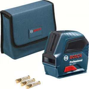 Korslinjelaser Bosch GLL 2-10
