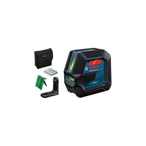 Korslinjelaser Bosch GLL 2-15 G + tillbehör