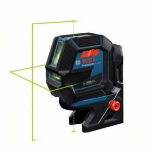 Linjelaser Bosch GCL 2-50 G + hållare RM10