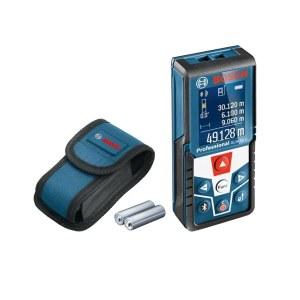 Laseravståndsmätare Bosch GLM 50 C med Bluetooth®-anslutning