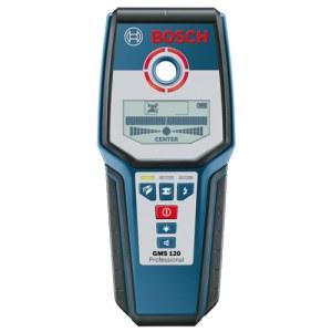 Lokaliseringsinstrument för metall och trä Bosch GMS 120 Professional