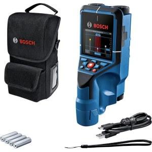 Lokaliseringsinstrument för metall och trä Bosch D-Tect 200 C; 1,5 V; 4xAA