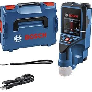 Lokaliseringsinstrument för metall och trä Bosch D-tect 200 C; 12 V; (utan batteri och laddare)