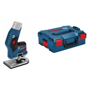 Handöverfräs Bosch GKF 12V-8; 12 V (utan batteri och laddare)
