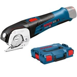 Batteridriven universalsax Bosch GUS 12V-300 Professional Solo L-boxx; 12 V (utan batteri och laddare)