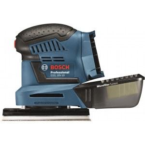 Planslip Bosch GSS 18 V-10 utan batteri och laddare