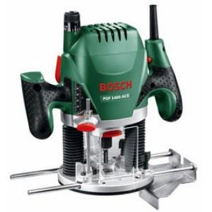 Handöverfräs Bosch POF 1400 ACE; 1400 W
