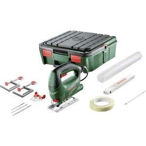 Sticksåg Bosch PST 700 + tillbehör