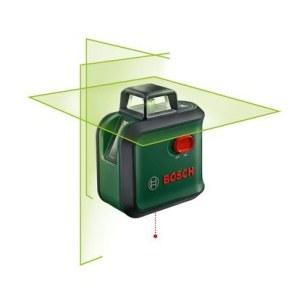 Linjelaser Bosch AdvancedLevel 360