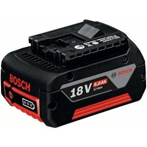 Batteri Bosch GBA 18 V-Li; 18 V; 6,0 Ah