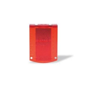 Måltavla för laser Bosch 1608M0005C röd