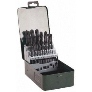 borrsats för metall Bosch HSS-R; 1-13 mm; 25 st.