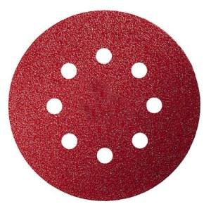 Sandpapper för excenterslipar Best for Wood; 125 mm; K80; 25 st.