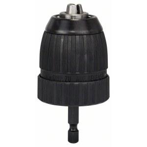 Snabbchuck Bosch; 1-10 mm; 1/4''- 6k