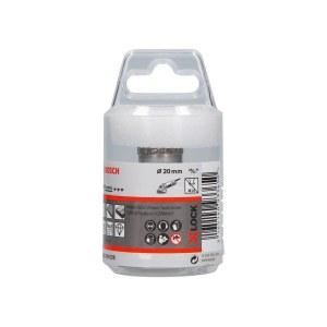 Diamantborrkrona för torrborrning Bosch X-LOCK Ceramic Dry Speed; 20x35 mm