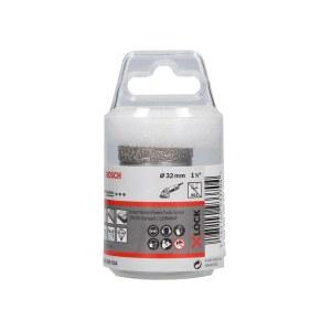 Diamantborrkrona för torrborrning Bosch X-LOCK Ceramic Dry Speed; 32x35 mm