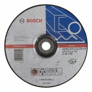 Slipskiva Bosch A 30 T BF; 230x8 mm