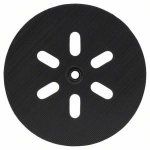 Slipplatta för excenterslip Bosch; 150 mm medium hård; för verktyg GEX, PEX