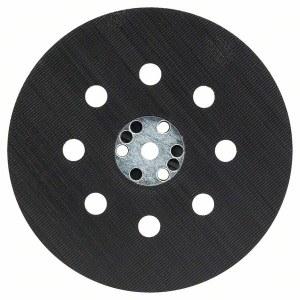 Slipplatta för excenterslip Bosch; 125 mm mellanhård; till PEX-modeller från 2007-2011