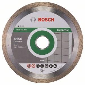 Diamantkapskiva Bosch PROFESSIONAL FOR CERAMIC; 150 mm