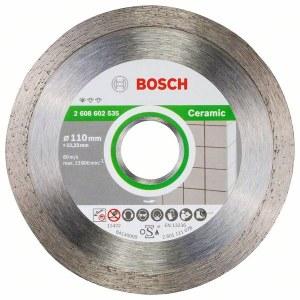 Diamantkapskiva Bosch PROFESSIONAL FOR CERAMIC; 110 mm