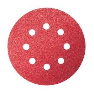 Sandpapper för excenterslipar Best for Wood; 150 mm; K120; 5 st.