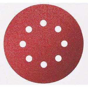 Sandpapper för excenterslipar Expert for Wood; 125 mm; K60/120/240; 6 st.