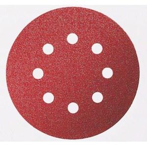 Sandpapper för excenterslipar Expert for Wood; 125 mm; K80; 5 st.