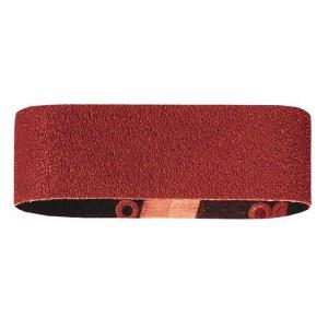 Slipband för bandslipar Best for Wood; 75x457 mm; K100; 3 st.