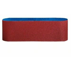 Slipband för bandslipar Best for Wood; 75x533 mm; K60/80/100; 3 st.