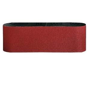 Slipband för bandslipar Best for Wood; 100x620 mm; K80; 3 st.