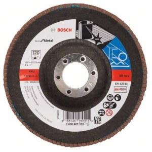Lamellrondeller Bosch 2608607320; 125 mm; K120