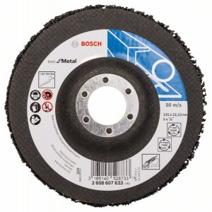 Slipduk Bosch Best for Inox; 125 mm; 1 st.
