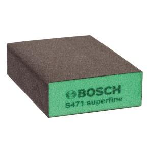 Slipsvamp  Bosch Flat&Edge; 69x97x26 mm; P320-500