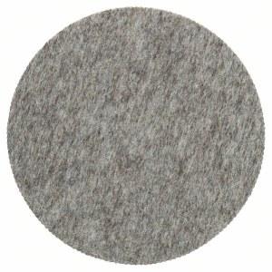 Mjuk poleringsfilt för excenterslipar Bosch; 128 mm; 5 st.; hård