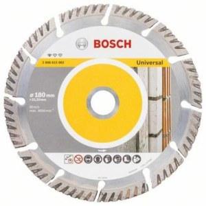 Diamantkapskiva Bosch Universal 180 mm
