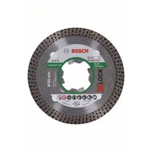 Diamantkapskiva Bosch XLOCK Best for Hard Ceramic; 85 mm