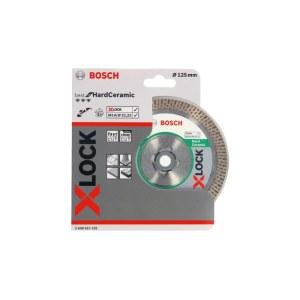 Diamantkapskiva Bosch XLOCK Best for Hard Ceramic; 125 mm