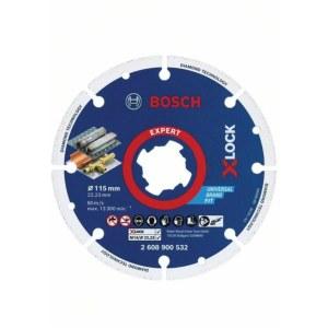 Diamantkapskiva Bosch X-LOCK 2608900532; 115 mm