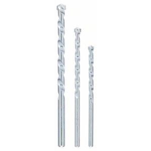 5-delar borrsats för sten Bosch 2609255458; 5-8 mm; 3 st.