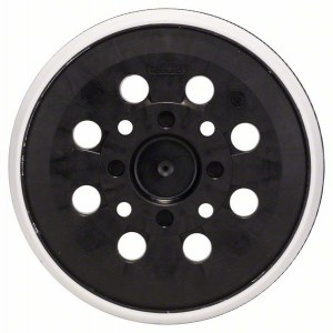 Slipplatta för excenterslip Bosch; 125 mm mellanhård; till PEX-modeller fr.o.m. 2011