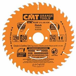 Sågklinga för trä CMT 272.190.42M; d=190 mm