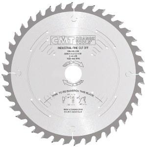 Sågklinga för trä CMT 350x3.5x35: Z54; 15°