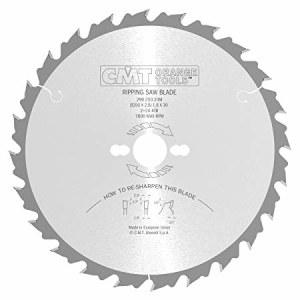 Sågklinga för trä CMT 250x2,8x30; Z24; 20°